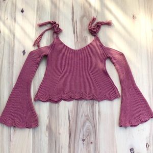 Sweet Rain Knit Top
